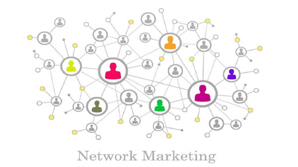 غولهای بازاریابی شبکهای